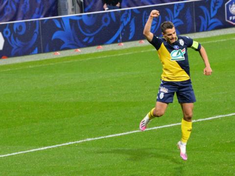 Wissam Ben Yedder MVP du quart de finale face à Lyon