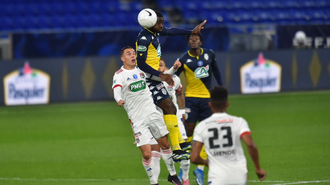 Youssouf Fofana a fêté son 40e match avec l'AS Monaco