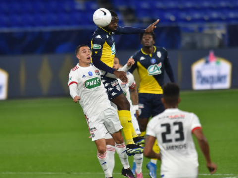 Youssouf Fofana a fêté son 40e match avec l'AS Monaco