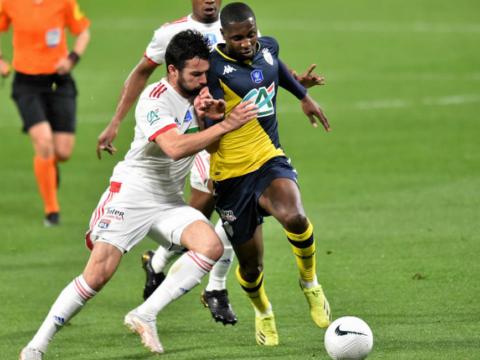 CDF : Olympique Lyonnais 0-2 AS Monaco