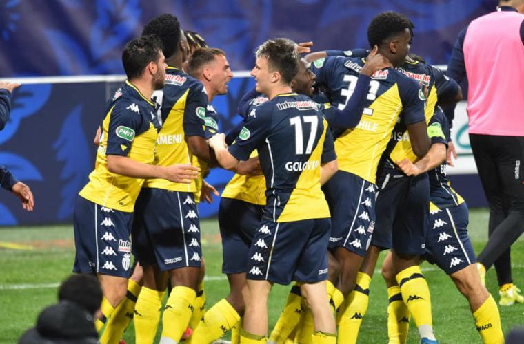 Le groupe de l'AS Monaco pour la demi-finale face à Rumilly