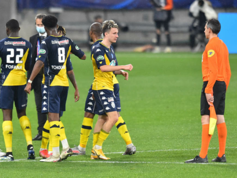 Jour de demi-finale de Coupe de France contre Rumilly Vallières
