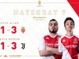L'AS Monaco Esports accroche la Juve et reste sur le podium