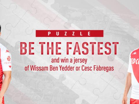Win a personalized Ben Yedder or Fàbregas jersey!