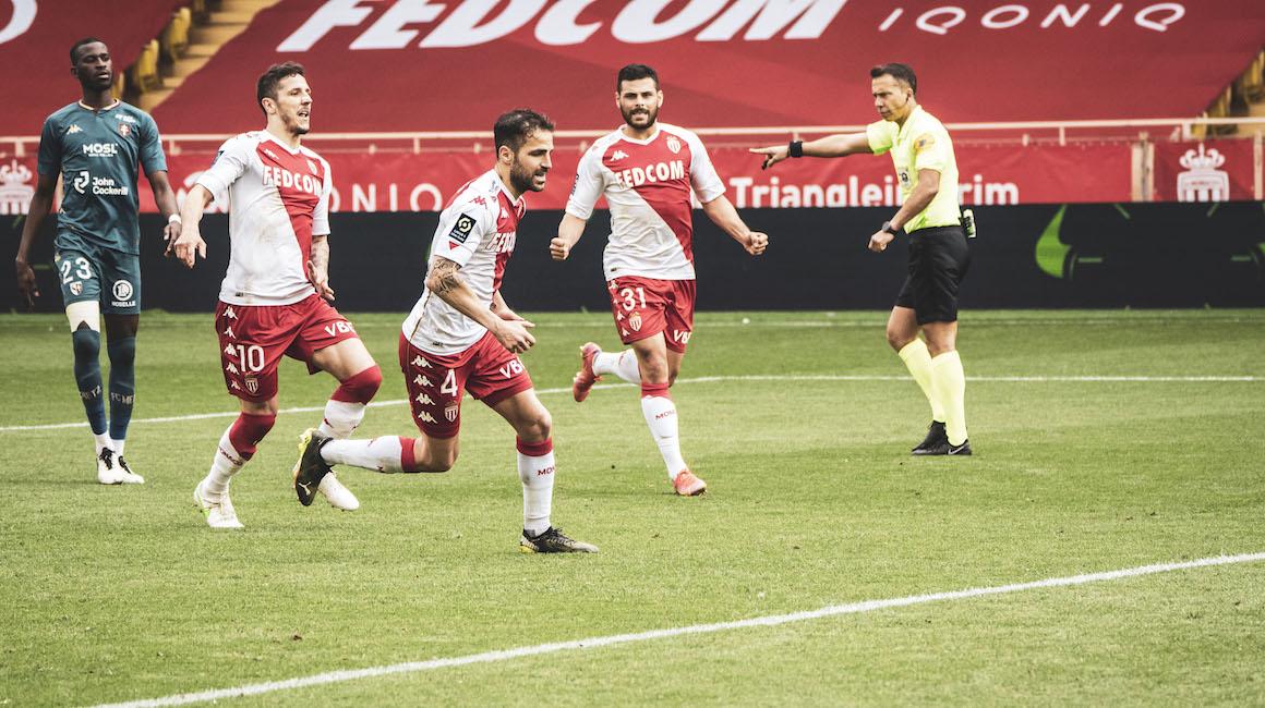 """Cesc Fàbregas : """"La quatrième place n'est pas encore sécurisée"""""""