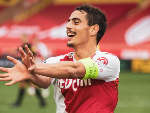 Wissam Ben Yedder is voted April player of the month!