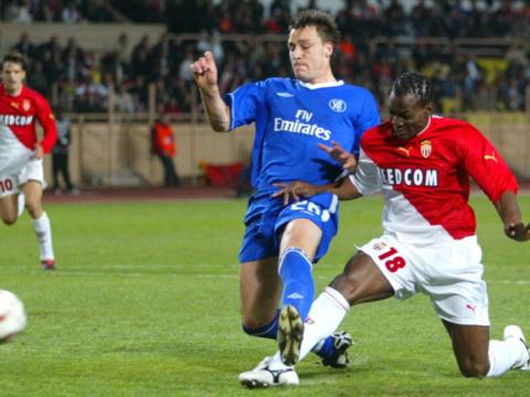 Quand l'AS Monaco terrassait Chelsea au Stade Louis-II