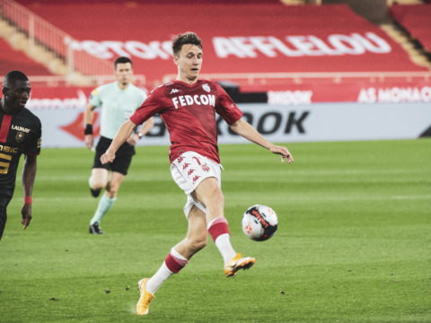 Aleksandr Golovin is the IQONIQ Match MVP against Stade Rennais