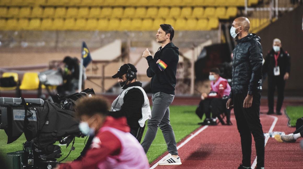 """Niko Kovac """"Disse aos meus jogadores para saborearem o momento"""""""