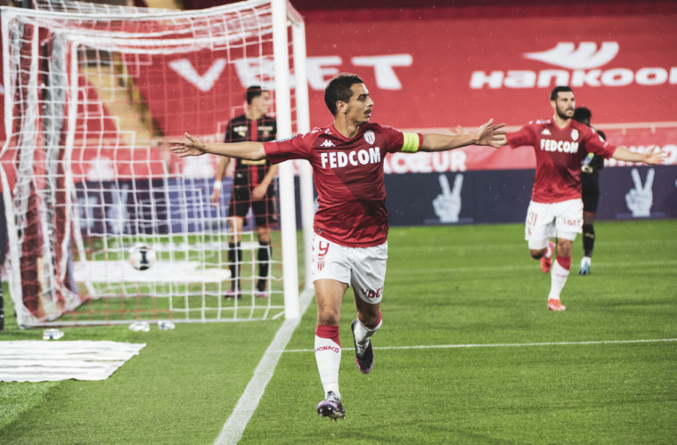 """Wissam Ben Yedder: """"We're having a great season and we won't give up"""""""