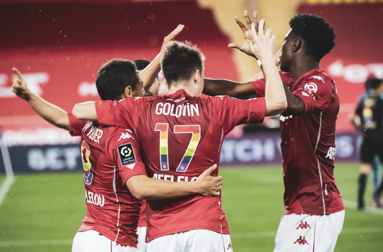 AS Monaco dominate Rennes and continue to dream
