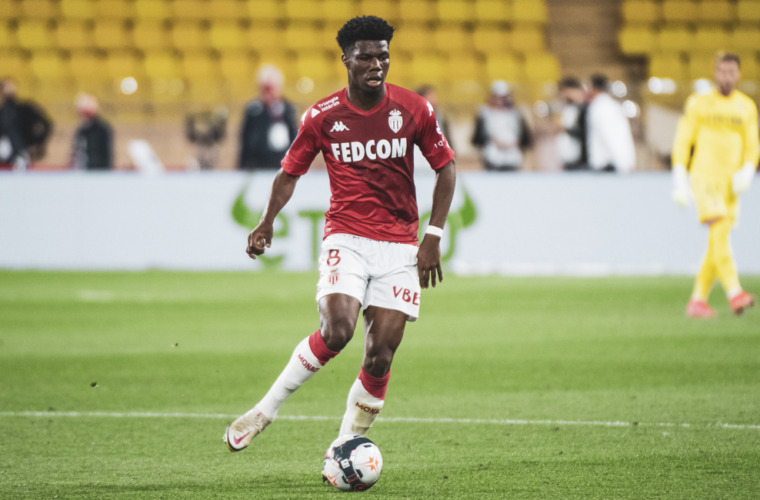 Aurélien Tchouameni named the May Player of the Month