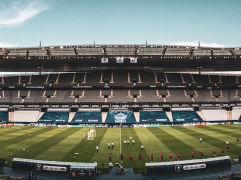 Jour de finale de Coupe de France