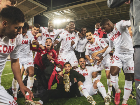 20 estatísticas da incrível temporada do AS Monaco