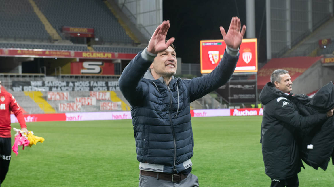 "Niko Kovac: ""Quiero agradecer a todos por esta maravillosa temporada"""