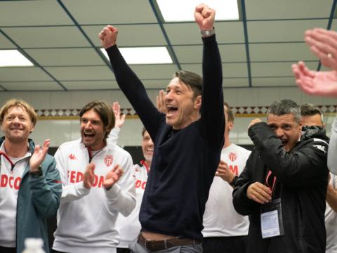 Les cinq grandes dates de Niko Kovac à l'AS Monaco