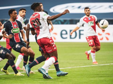 AS Monaco fall against Paris Saint-Germain in the Coupe de France final