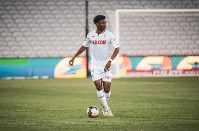 Орельен Тчуамени становится лучшим игроком в составе «Монако»