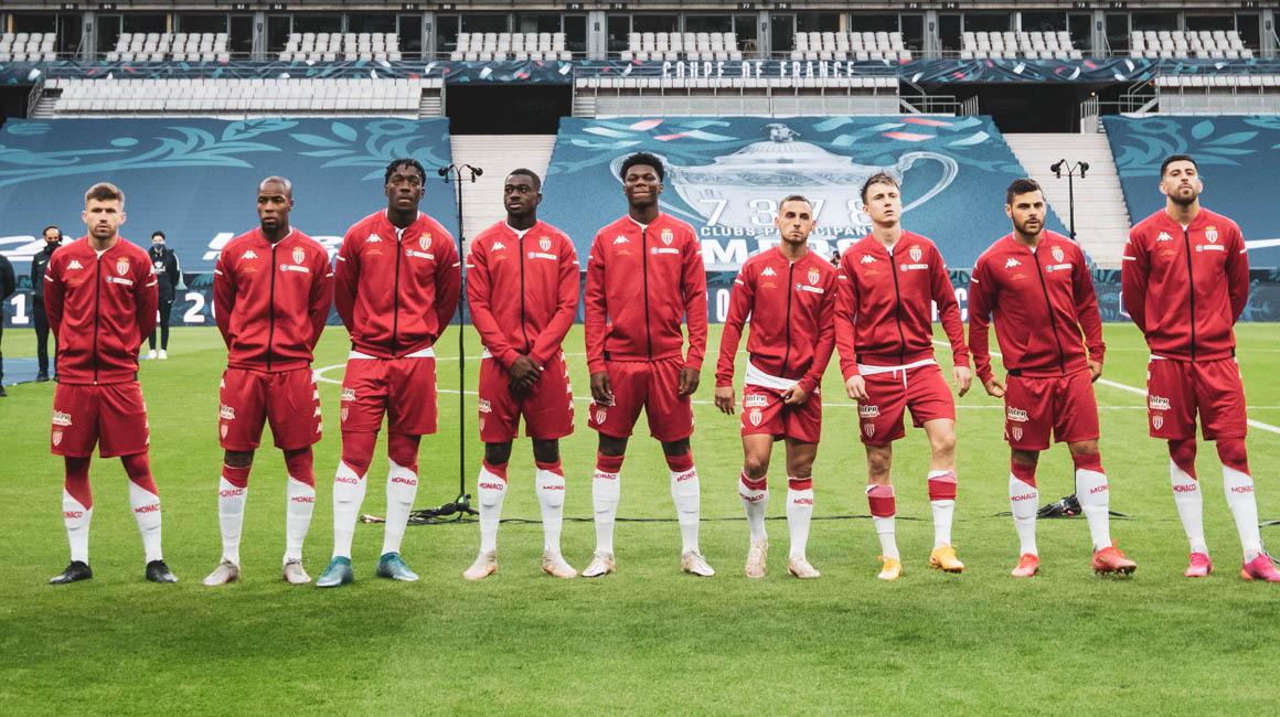 Les stats folles de l'AS Monaco avant la dernière à Lens