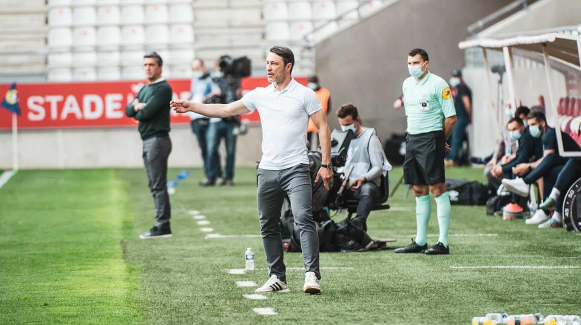 """Niko Kovac: """"Es una victoria clave"""""""