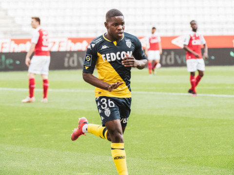 El AS Monaco le ganó al Reims