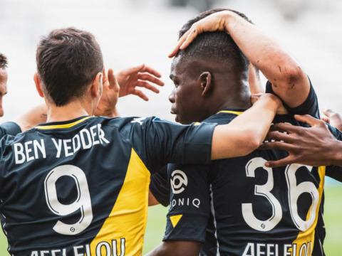 Les chiffres de la jeunesse triomphante de l'AS Monaco
