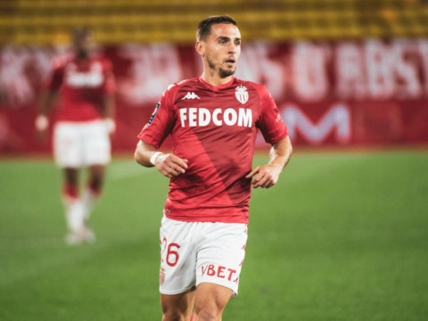 60e match avec l'AS Monaco pour Aguilar, 70e en Ligue 1 pour Badiashile