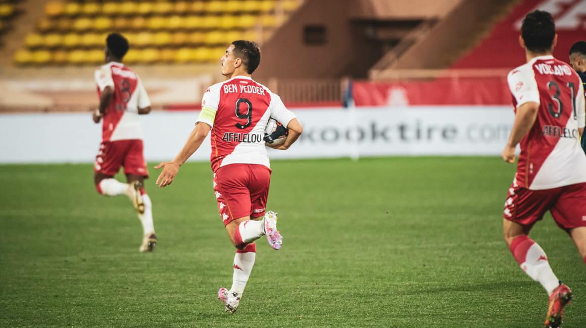 Wissam Ben Yedder MVP by IQONIQ contre Lyon