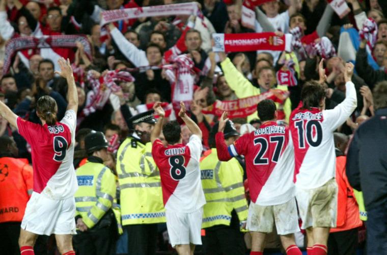 Quand l'AS Monaco se qualifiait en finale de Ligue des Champions