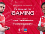 L'AS Monacoeur et l'AS Monaco Esports ensemble pour la bonne cause