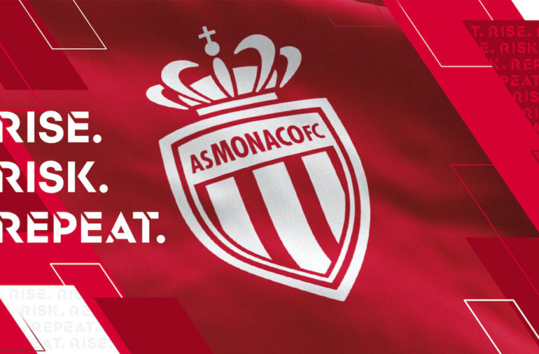 RISE.RISK.REPEAT.: AS Monaco unveils its new brand
