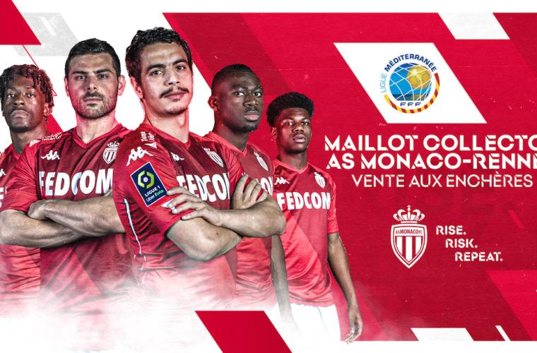 L'AS Monaco en soutien des clubs amateurs de la région