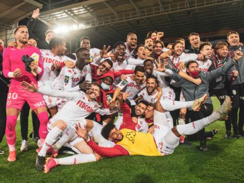 L'AS Monaco, recordman de podiums en Ligue 1