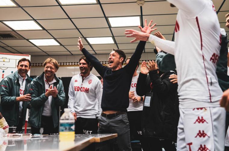 Niko Kovac, meilleur entraîneur de Ligue 1 selon L'Équipe