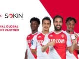 Sokin, nouveau partenaire officiel de l'AS Monaco