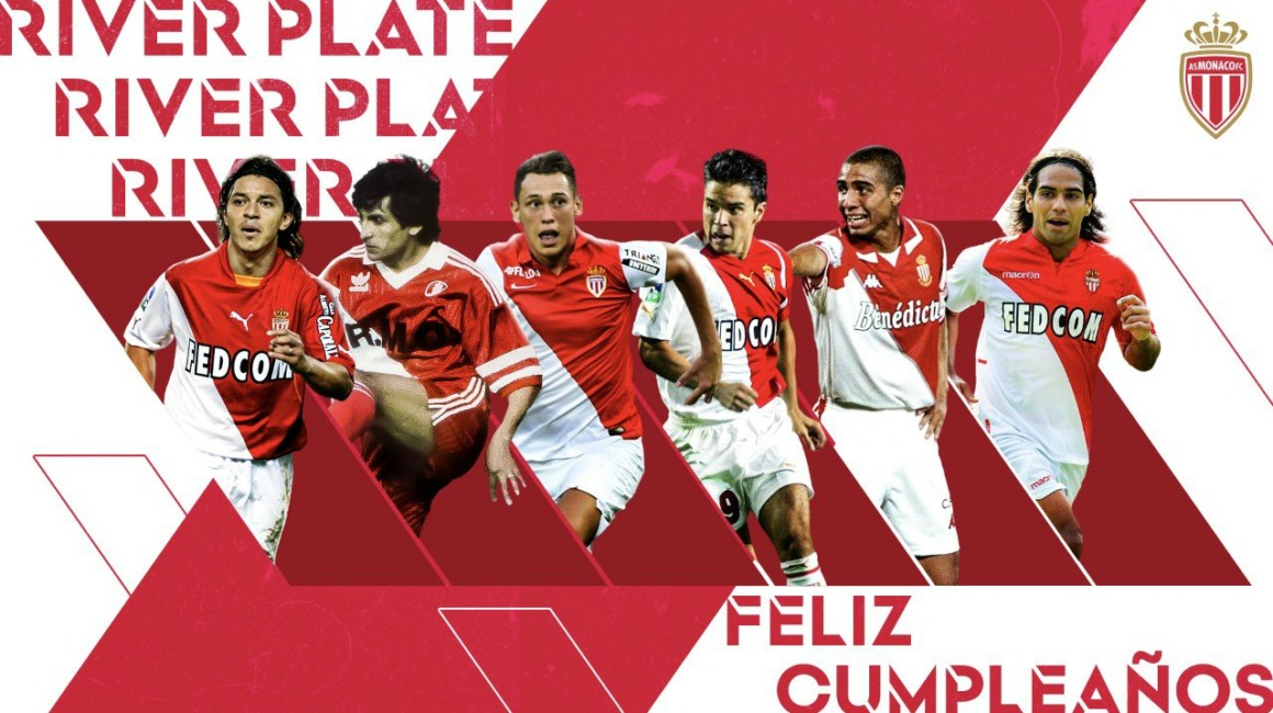 Felices 120 años, River Plate