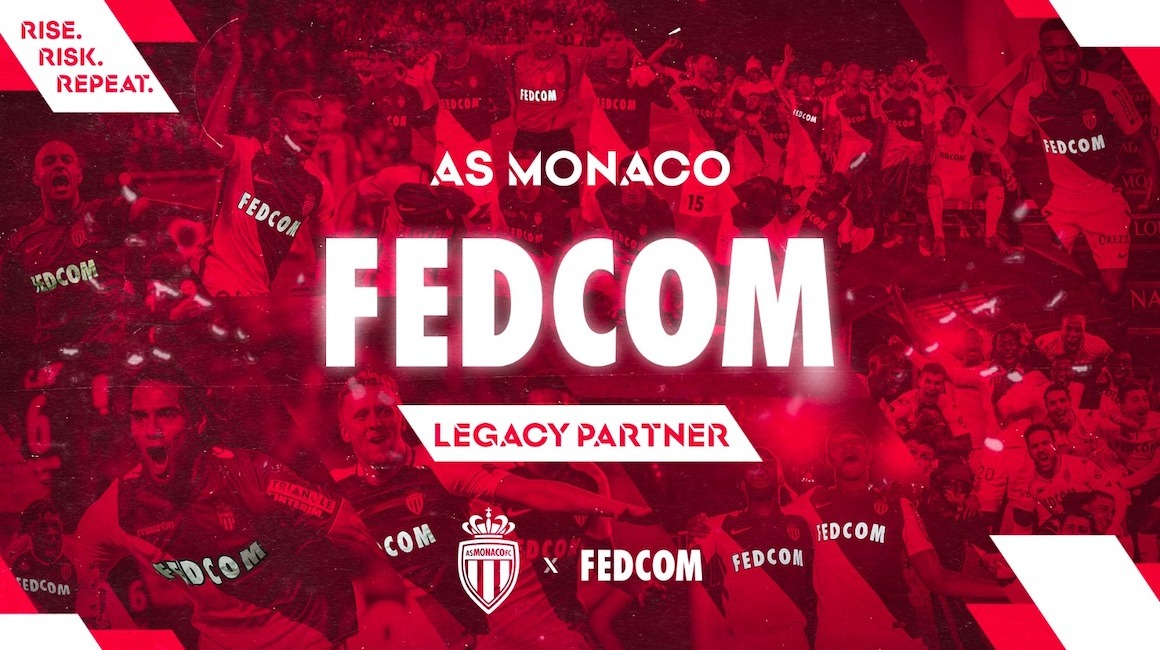FEDCOM devient partenaire héritage de l'AS Monaco
