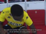 Jour de rentrée pour l'AS Monaco, Youssouf Fofana en mode chambreur