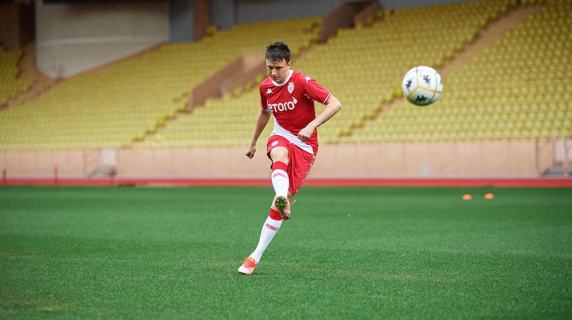 AS Monaco unveil their kits for the 2021-2022 season