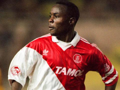 Victor Ikpeba, le Prince de l'AS Monaco