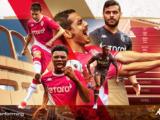 L'AS Monaco dévoile ses maillots pour la saison 2021-2022