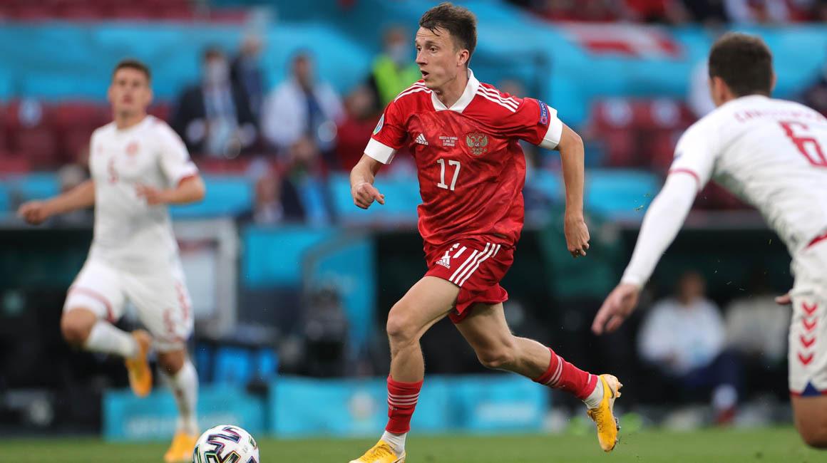 Сборная России и Александр Головин покидают Евро на групповом этапе