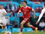 Aleksandr Golovin appelé avec la Russie
