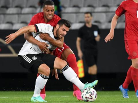 L'Allemagne de Kevin Volland éliminée en 8e de finale