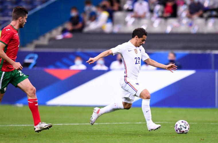 Fin de parcours pour Wissam Ben Yedder et les Bleus