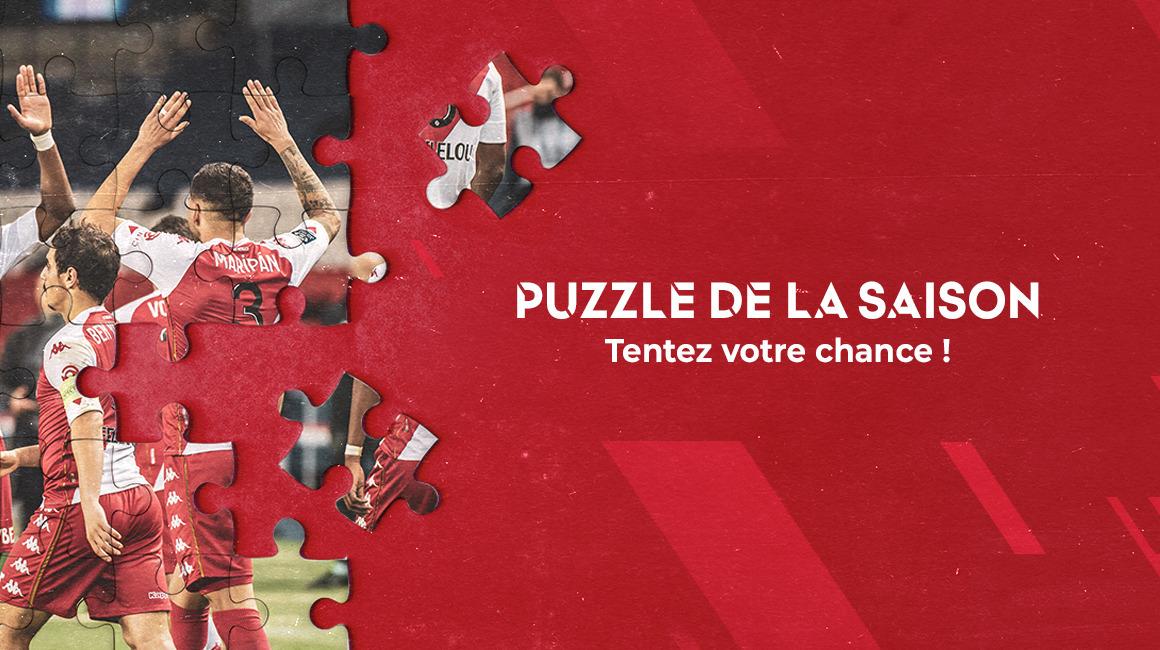 Reconstituez le puzzle et gagnez le maillot collector RRR
