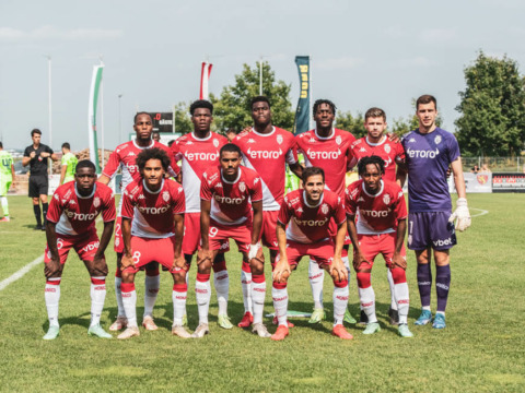 AS Monaco turn the tide to win against Wolfsburg