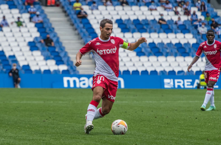 Wissam Ben Yedder, nouveau numéro 10 des Rouge et Blanc