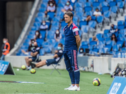 """Niko Kovac : """"Nous avons beaucoup travaillé pendant cette préparation"""""""