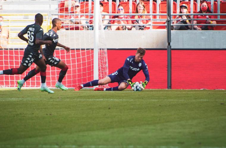 Match amical : Royal Antwerp 0-0 AS Monaco